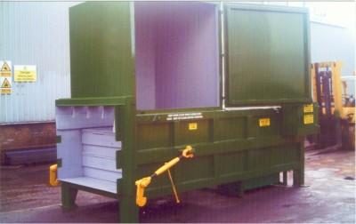 2.5 Yard Static Compactors