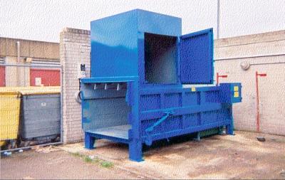 2 Yard Static Compactors